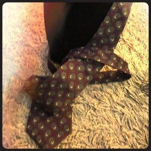 Vintage Bert Pulitzer Neck Tie